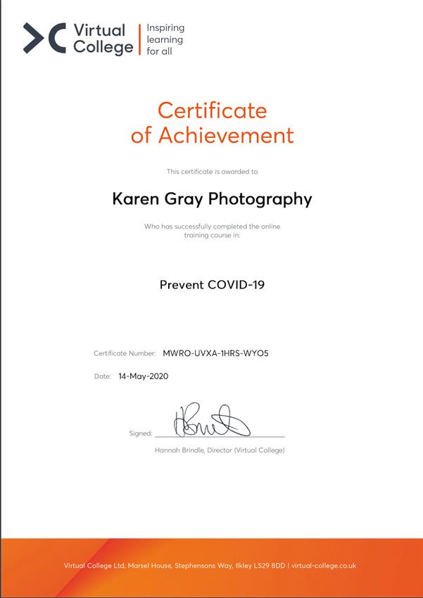 Covid Safe Newborn Photography Studio