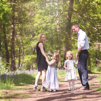 On location family Photography Berkshire