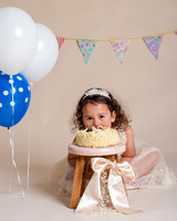Cake Smash photography berkshire